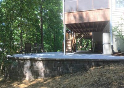southern-greenscapes-tega-cay-retaining-wall-after2